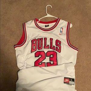 """Micheal Jordan"" Bulls jersey"